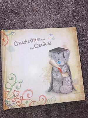 £2.99 • Buy New Me To You Tatty Teddy Photo Album And Photo Frame Graduation Pictures Gift