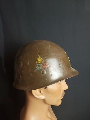 $124.99 • Buy WW2 M1 Helmet Liner To Armored Officer