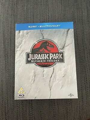 £5.20 • Buy Jurassic Park Blu-Ray Collection