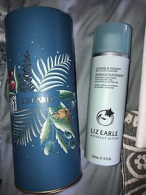 £7.99 • Buy Liz Earle Cleanse & Polish Special Edition, 150ml + 2 Facial Cloths Perfect Gift