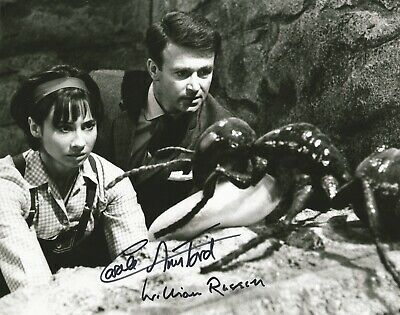 £6.05 • Buy  Dr Who William Russell Carole Ann Ford Hand Signed Photo UACC Reg Dealer & COA