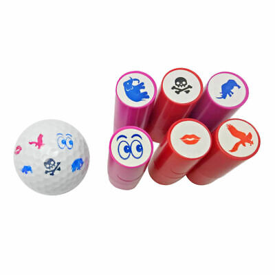 £3.73 • Buy Colorfast Golf Ball Stamper Long-lasting Golfer Present Gift Accessories