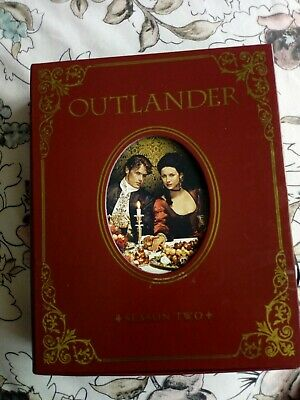 AU14.76 • Buy Outlander - The Complete Season Two(2) (Collector's Edition DVD Box Set)