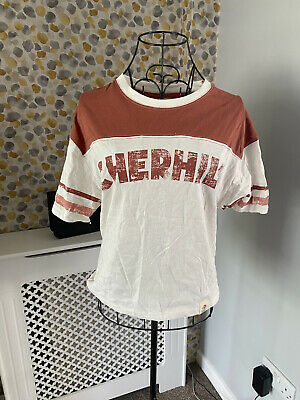 AU1.83 • Buy Pull And Bear Cherhill Top White Size Small