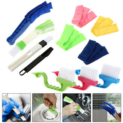 AU17.47 • Buy 1 Set/10pcs Fine Nice Dust Cleaning Tools Air Conditioner Cleaner