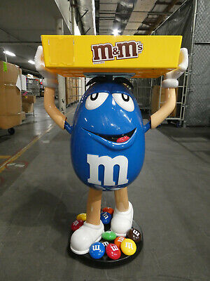 $686.54 • Buy ■ M&M's Store Display Blue   New Other # 5om4