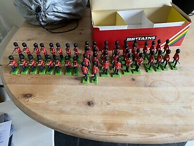 £41 • Buy Britains Toy Soldiers Scots Guards