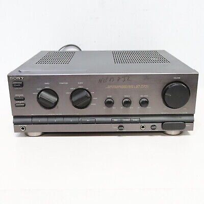 £9.95 • Buy Sony Stereo Amplifier LBT-D705 Midi System Separate - 250