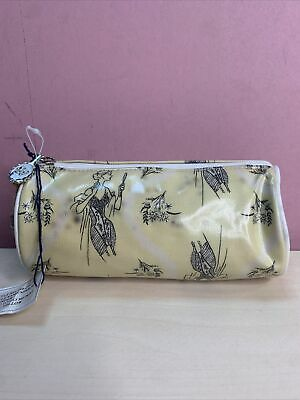 £4 • Buy Lulu Guinness Mirror Cylinder Lovely Me Print Women's Pouch- Defective | Box(29)