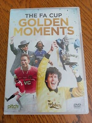 £4.99 • Buy The Fa Cup Golden Moments Dvd Football