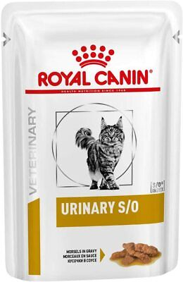 £30.23 • Buy ROYAL CANIN Urinary S/O Cat Morsels Gravy 12 X 85g Pouches 85 G (Pack Of 12)