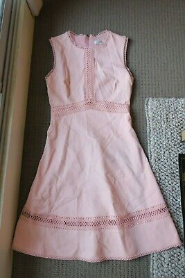 AU19.99 • Buy New Forever New Pink Dress - Size 6