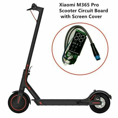 $22.20 • Buy 1PC Dashboard Bluetooth Circuit Board & Screen Cover For Xiaomi M365 Scooter Pro