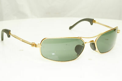 AU145.74 • Buy Authentic Bausch & Lomb Ray-Ban Mens Vintage Sunglasses Gold W2738 B&L 34610