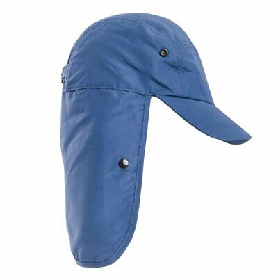 £7.95 • Buy Unisex Adult Legionnaire Navy Blue Summer Sun Hat .one Size Fits All,fast Post