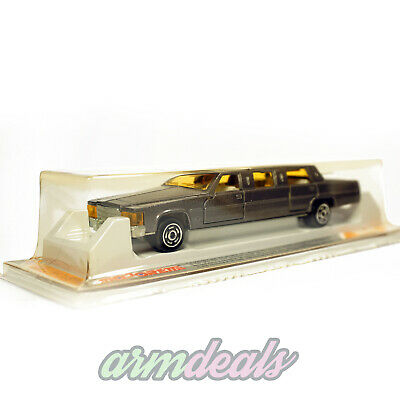 £20.97 • Buy Majorette Cadillac Stretch Limousine N339 Made In France New Blister MIB 1980