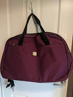 £9.99 • Buy Tripp Glide Lite II Large Holdall In Mulberry 28litre