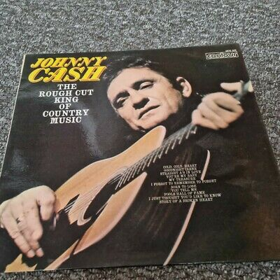 £3.60 • Buy Johnny Cash Vinyl Album Rough Cut King Of Country Music. Offers Only Please.