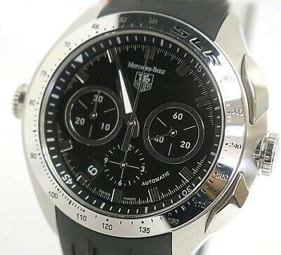 £1681.24 • Buy TAG Heuer SLR X Mercedes-Benz Model Chronograph Auto World Limited 3500/2*** To