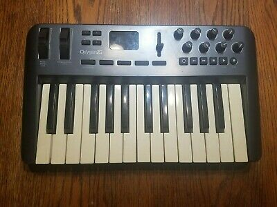 $20 • Buy M-Audio Oxygen25 MIDI Controller PARTS ONLY
