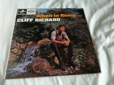 £17.99 • Buy Cliff Richard / Shadows - When In Rome / When In Spain - Double LP (1983)