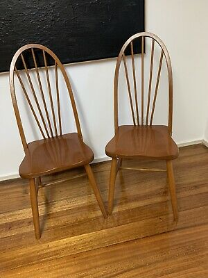 AU129 • Buy Mid Century Melchair X2, Dining Chairs