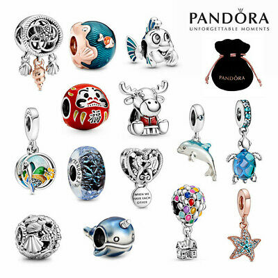 £7.39 • Buy New Genuine PANDORA Ocean Sea Charms ALE S925 Sterling Silver With Gift Pouch