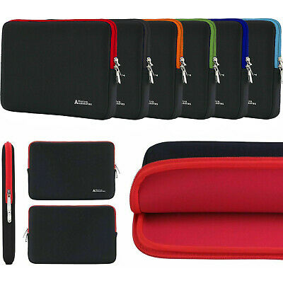 £6.98 • Buy Zipper Sleeve Protected Case Zip Bag Pouch Cover For Apple IPad Air Pro Models