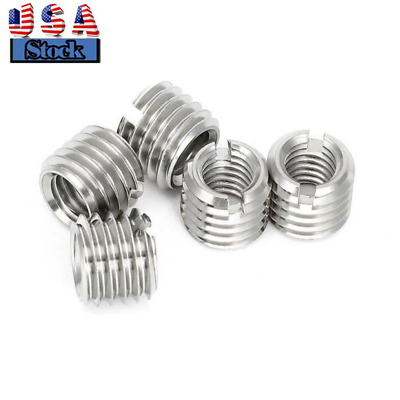 $8.99 • Buy 5x Fitting Reducer Metric M12 M12X1.75 Male To M8 M8X1.25 Female Thread Adapter