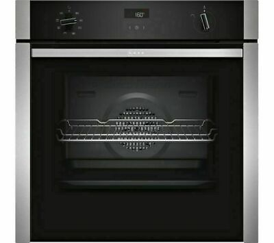 """£640 • Buy Neff N50 B4acf1an0b """"slide&hide"""" Single Electric Oven A Rated"""