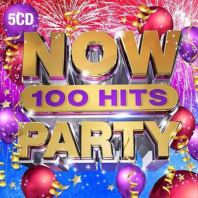 £7.99 • Buy VARIOUS ARTISTS - Now 100 Hits Party [Audio CD]