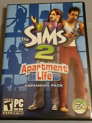 £10.13 • Buy The Sims 2: Apartment Life Expansion Pack FREE SHIPPING