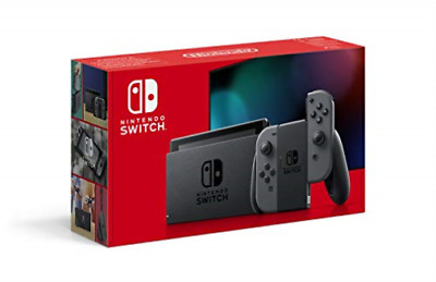 AU267.25 • Buy Nintendo Switch Game Console - 32GB, New Edition, Gray