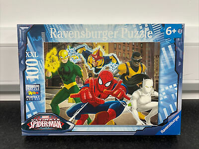 £7.95 • Buy Ravensburger - 105182 Ultimate Spider-Man 100 Piece Puzzle Used Complete