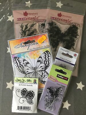 £2.49 • Buy Selection Of Butterfly Stamps