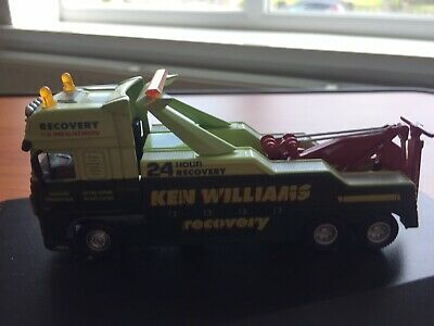 £35 • Buy Oxford Diecast 1:76 Daf Recovery Truck Ken Williams Recovery  Sp017