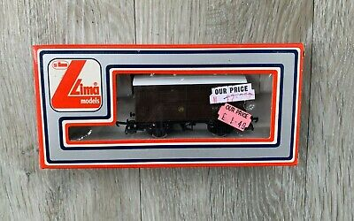 £9.50 • Buy LIMA 305625W OO GAUGE HORSE BOX – GWR No 546 - BOXED