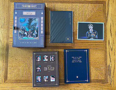 $225 • Buy BTS OFFICIAL 5th Muster Magic Shop Blu-Ray With RM (US SHIP ONLY)