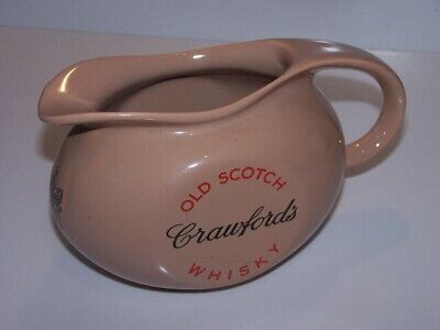 £3.50 • Buy Crawfords Old Scotch Whisky Water Jug