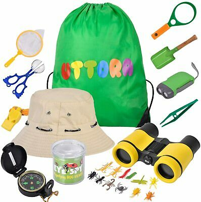 £23.99 • Buy Outdoor Explorer Kit Kids Toys,25 Pieces Birthday Present For 8+ Years