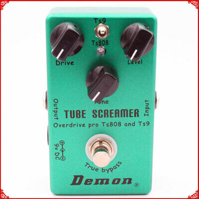 $ CDN59.10 • Buy New Hand-Made Tube Screamer OverDrive TS9 And TS808 Guitar Effect Pedal