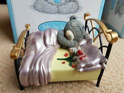£39.95 • Buy Me To You Tatty Teddy Collectible Figurine Pillow Talk Limited Edition 943/3999