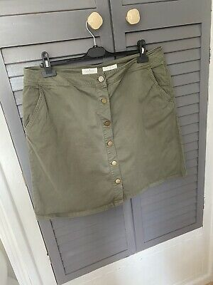 £12 • Buy Joules Chino Collection Skirt Size 18