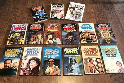 £32 • Buy DOCTOR WHO - Target Book Collection