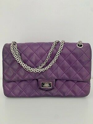 £2100 • Buy Chanel Vintage Classic 2.55 Bag With Gabriela Chanel Closure