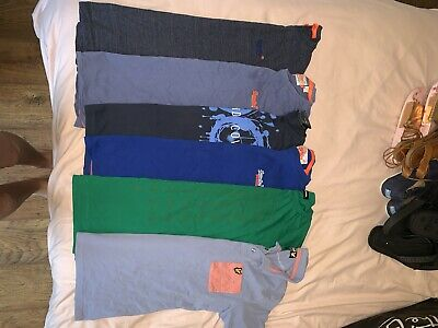 £12 • Buy Bundle Of Boys T Shirts Size Xs/small. Super Dry, Diesel..