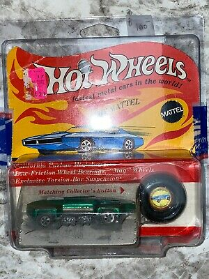 AU1.32 • Buy Hot Wheels Redline What 4 Blister CRUMBLER Green Adult Collectors Toy Car