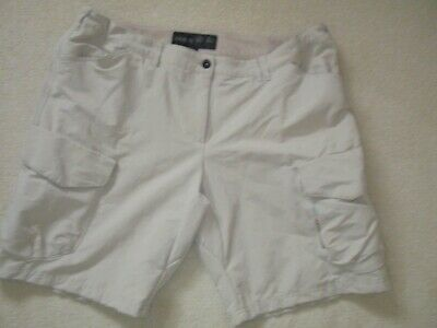 £34.99 • Buy Musto Evolution Ladies/womens Beige/stone Outdoor Sailing Shorts Size 18
