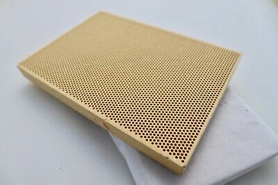 £10 • Buy Small Honeycomb Board Upon Which To Solder Silver And Gold 13.6cm X 9.7cm