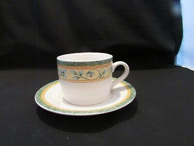 £5.80 • Buy Pfaltzgraff French Quarter Coffee Cup And Saucer Set Of 1 Set Mint